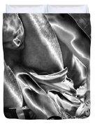 Steel Men Fighting 6 Duvet Cover