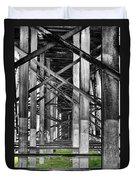 Steel Support Duvet Cover