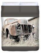 Steel Tough Duvet Cover