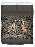 Steens Drama Duvet Cover