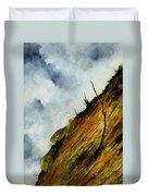 Steep Slope Duvet Cover