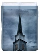 Steeple II Duvet Cover