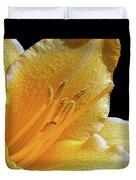 Stella D'oro - Day Lily Duvet Cover