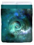 Stellar Matter Duvet Cover