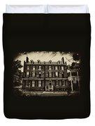 Stephenson's Hotel - Harpers Ferry Duvet Cover
