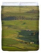 Steptoe Butte 3a Duvet Cover