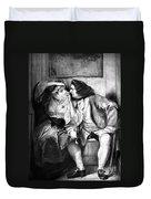 Sterne: Tristram Shandy Duvet Cover