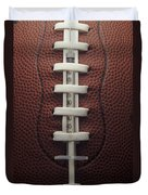 Steroid Use In Football Duvet Cover