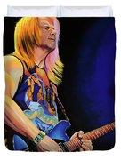 Steve Morse Painting Duvet Cover