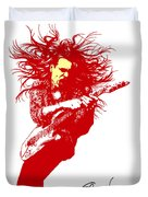 Steve Vai No.01 Duvet Cover