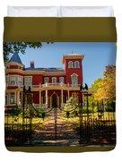 Steven King Home Bangor Maine 1 Duvet Cover