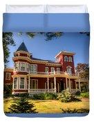 Steven King Home Bangor Maine 2 Duvet Cover