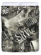 Stevie Ray Vaughan - 03 Duvet Cover