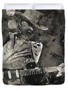 Stevie Ray Vaughan - 13  Duvet Cover