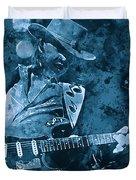 Stevie Ray Vaughan - 14 Duvet Cover