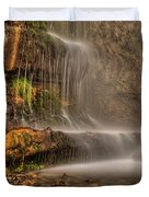 Stewart Falls II Duvet Cover