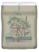 Stewart House Duvet Cover