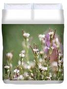 Stick Flower Duvet Cover