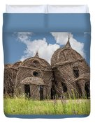 Lean On Me - Stick House Series #2 Duvet Cover
