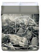 Sticks And Stones 2782 Duvet Cover
