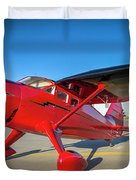 Stinson Reliant Rc Model 03 Duvet Cover