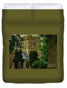 St. Nicholas Church, Yorkshire England Duvet Cover