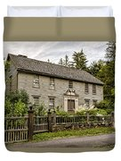 Stockbridge Mission House Duvet Cover