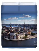 Stockholm Duvet Cover