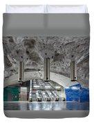 Stockholm Metro Art Collection - 004 Duvet Cover