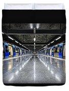 Stockholm Metro Art Collection - 008 Duvet Cover