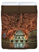Stockholm Metro Art Collection - 013 Duvet Cover
