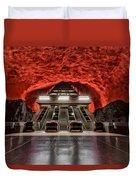 Stockholm Metro Art Collection - 014 Duvet Cover