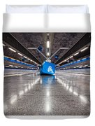 Stockholm Metro Art Collection - 017 Duvet Cover