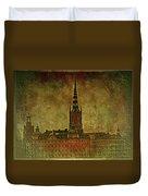 Stockholm Painting V Duvet Cover