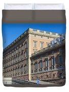 Stockholm Royal Palace  Duvet Cover
