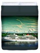 Stockholm X Duvet Cover