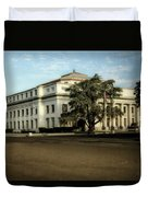 Stockton Civic Auditorium 2 Duvet Cover