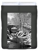 Stone-bridge Duvet Cover