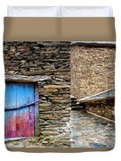 Stone By Stone Duvet Cover