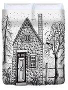 Stone Cottage Duvet Cover