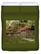 Stone Gate Duvet Cover