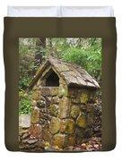 Stone Hut Duvet Cover