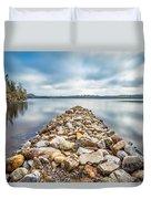 Stone Jetty Duvet Cover