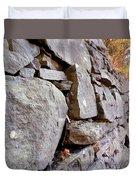 Stone Wall 2 Duvet Cover