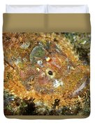 Stonefish Duvet Cover