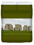 Stonehenge Monument Duvet Cover