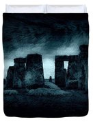 Stonehenge Mood Duvet Cover