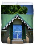 Stonewall Window Duvet Cover