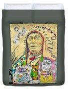Stoney Chief  Duvet Cover