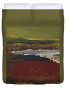 Stop And Go Landscape Duvet Cover